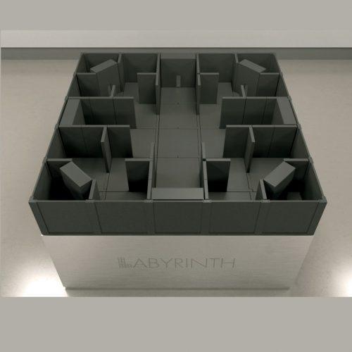 Labyrinth 8 Arm Radial