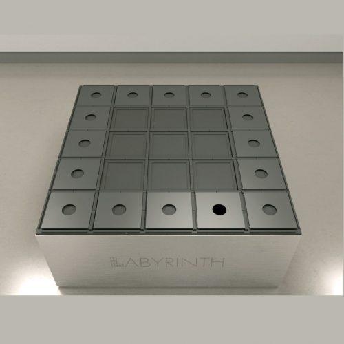 Labyrinth Barnes Maze