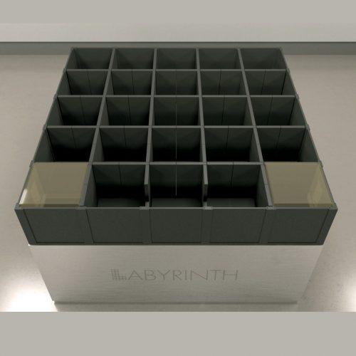 Labyrinth Sociability