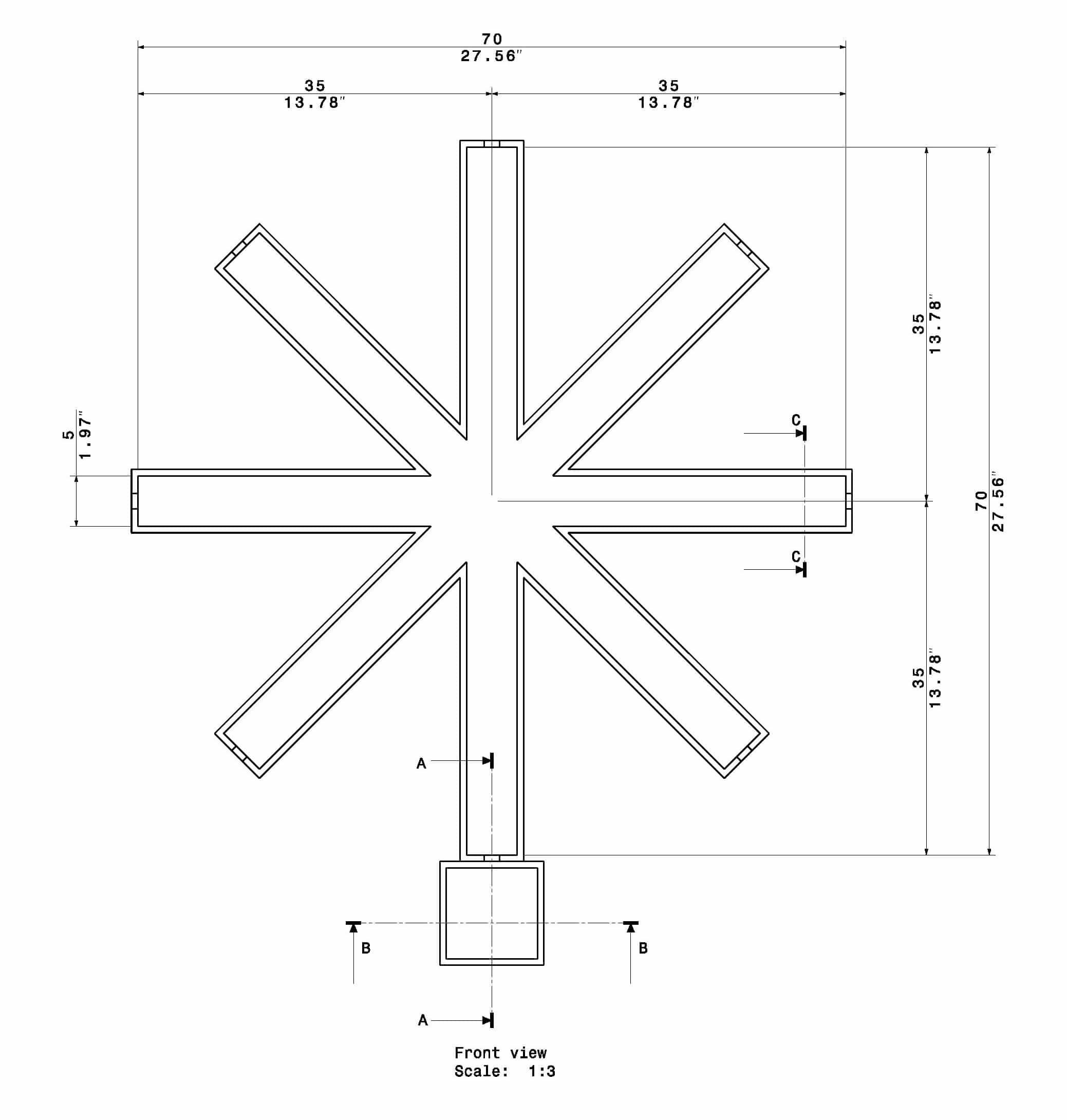 Radial Arm Maze - Goal Box - Mouse - Image 2