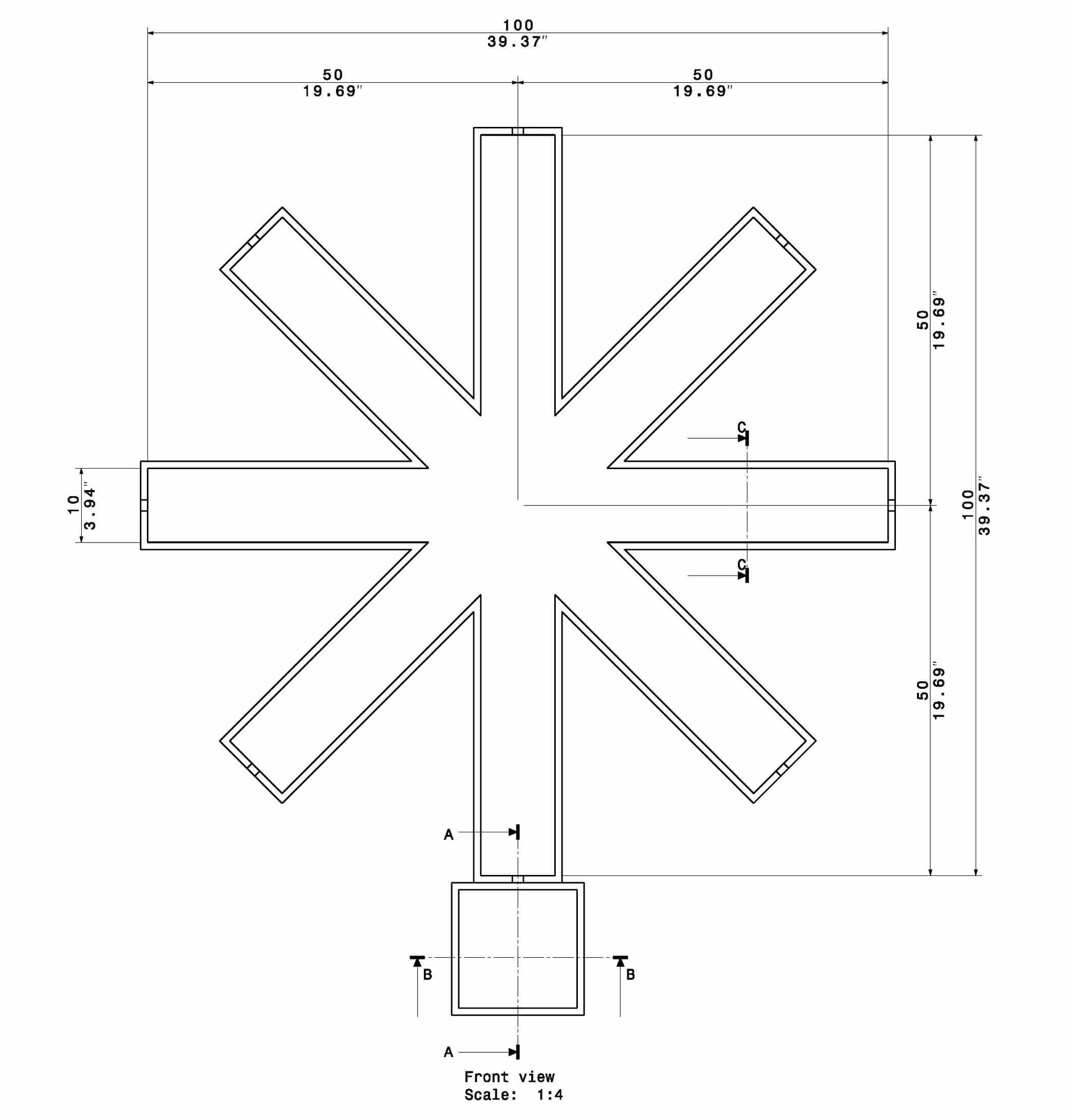 Radial Arm Maze - Rat Goal Box - Image 2