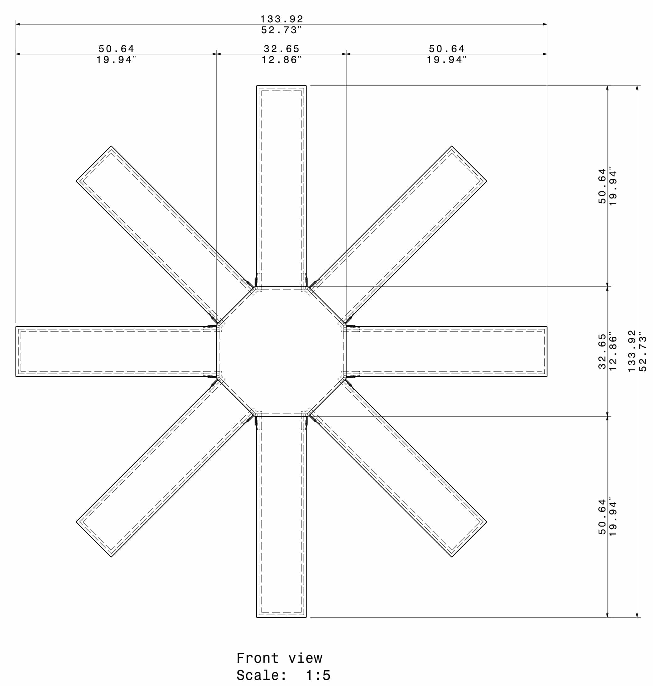 Radial Arm Maze - Removable Model - Mouse (Image 2)
