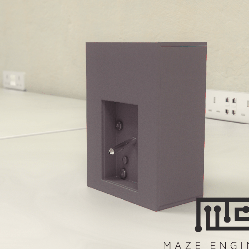 Maze Engineers lickmeters are a precision engineered apparatus with customization in mind
