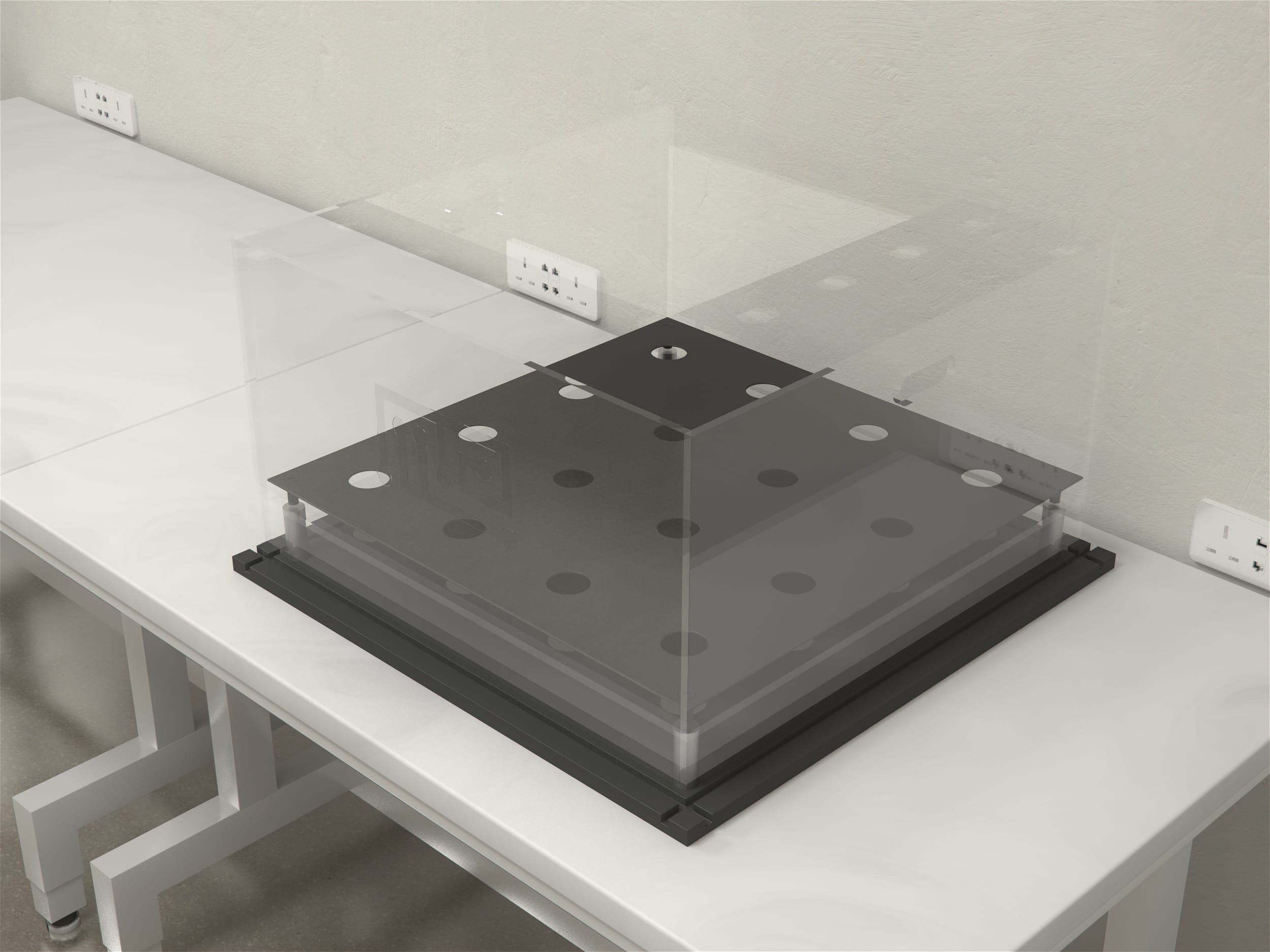 Hole Board is a behavioral test used in neuroscience to assess multiple aspects of unconditioned behavior
