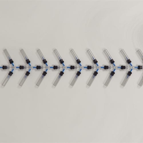 Drosophila Y Maze was originally described by Simonnet et al 2014 as a method to efficiently evaluate chemosensory responses in Drosophila