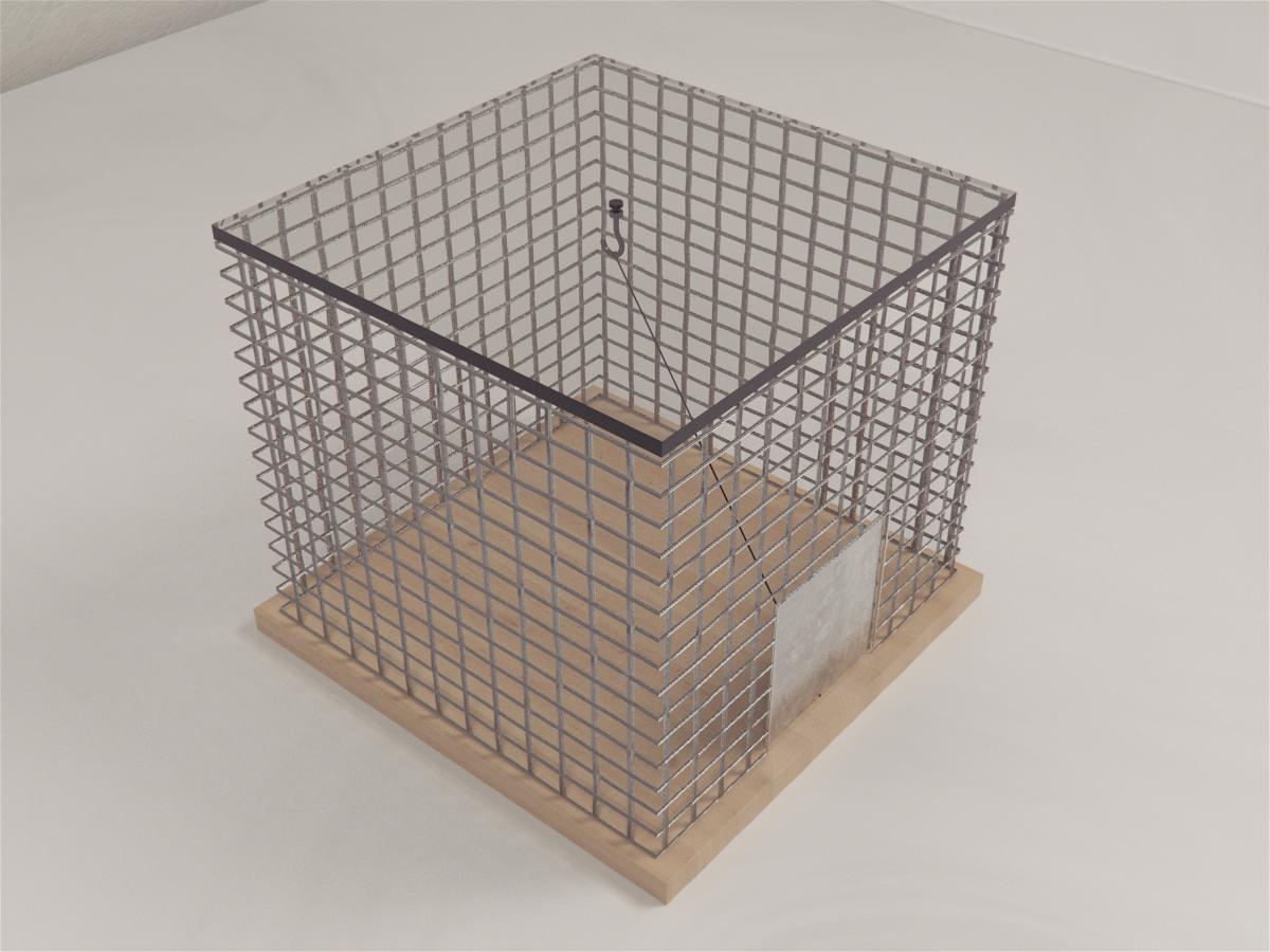 Modern Version of Linus Kline Mouse Box