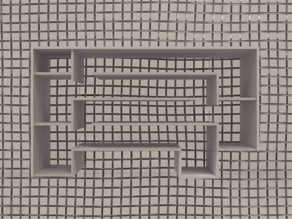 Finger maze test is a puzzle conducted in infants and some primates to determine memory and cognition