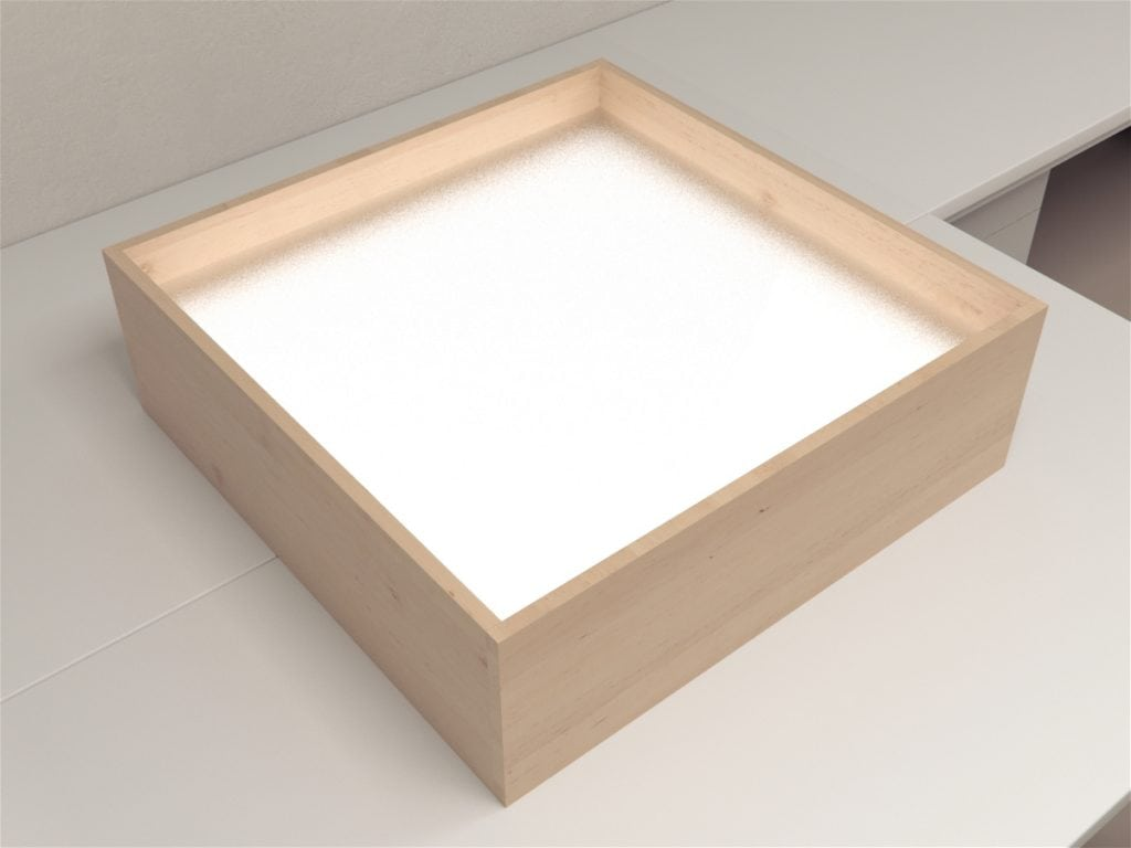 Maze Backlight