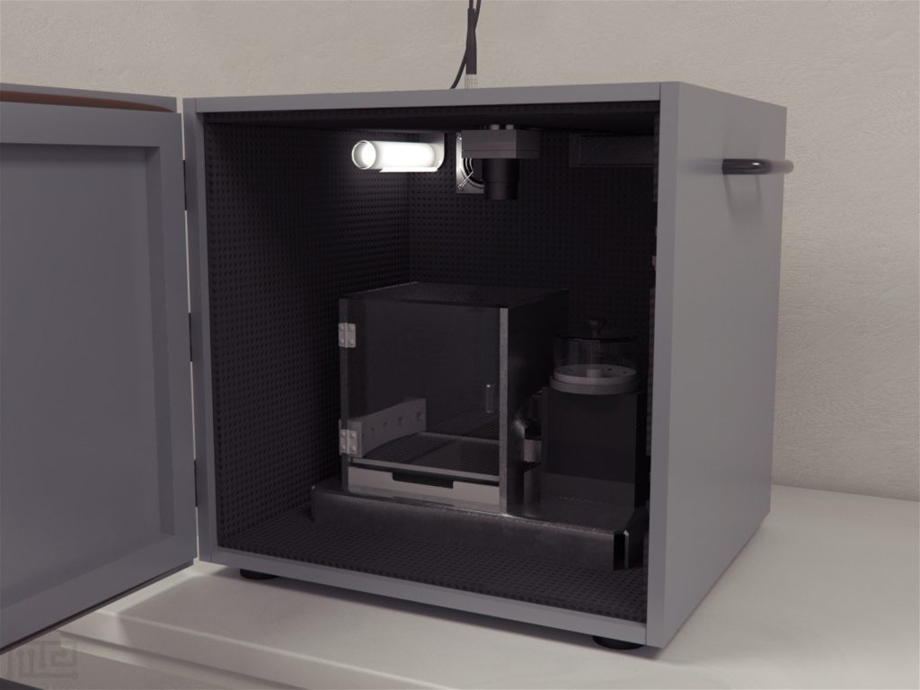 Isolation Cubicle for 5CSRTT