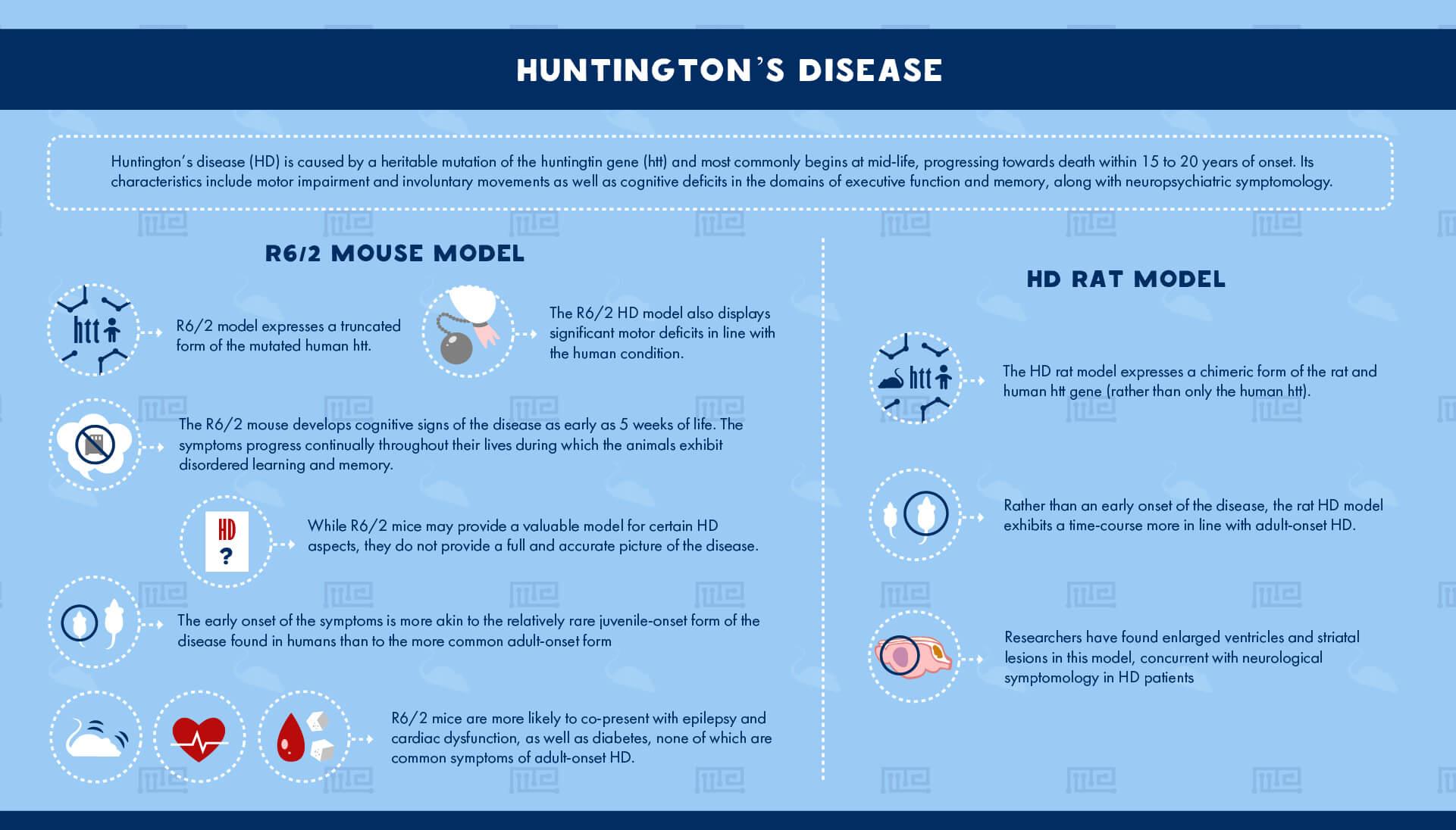 Huntington's Disease model
