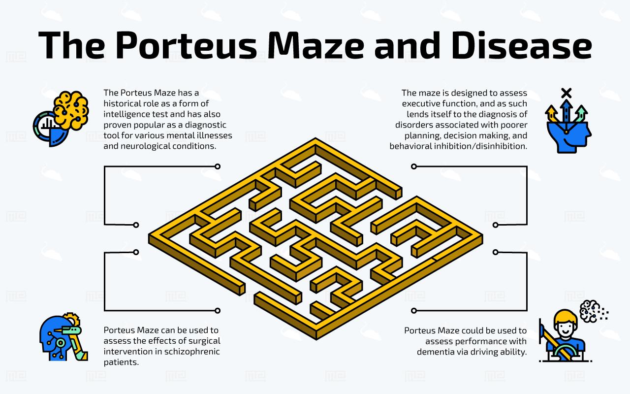 the porteus maze and disease