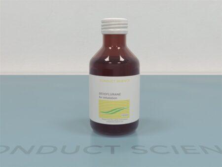 Sevoflurane (Rodent Use)