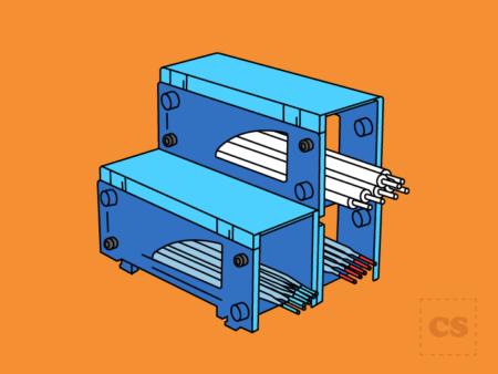 Serological Pipette Storage Rack