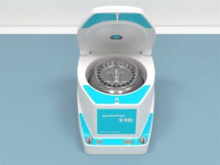 Spectrafuge 24D Microcentrifuge