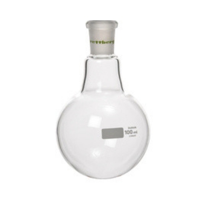 Round bottom flask 100 ml with sleeve NS 29/32